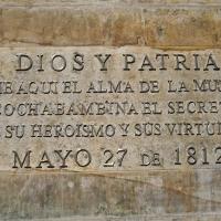 Mother's Day in Bolivia - Boliwijski Dzień Matki