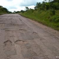 Driving in Bolivia *** Samochodem po Boliwii czyli slow kilka o boliwijskich drogach