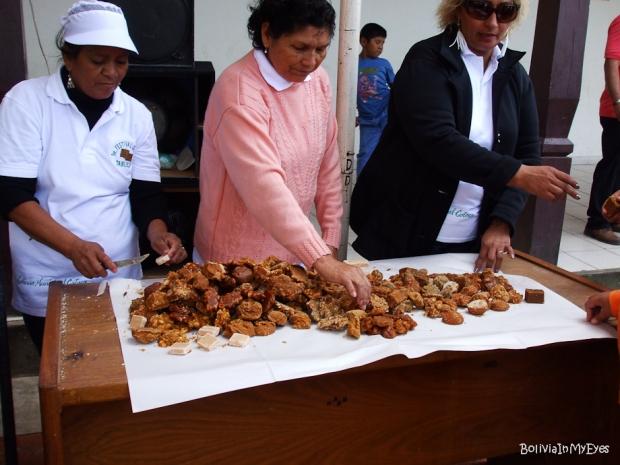 La Tabililla in Cotoca