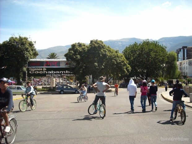 Bike'owa Cochabamba