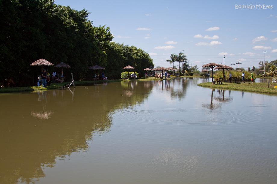 39 pesca y paga 39 fishing in santa cruz na rybach w for Santa cruz fishing