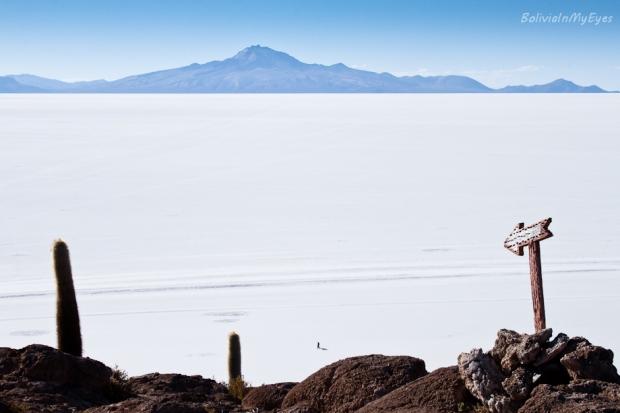 Volcano Tunupa & Salar de Uyuni