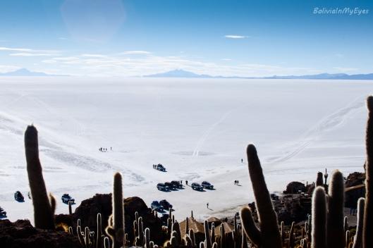 Volcano Tunapa & Salar de Uyuni