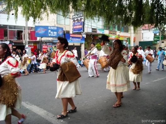 Saya afro-boliviana