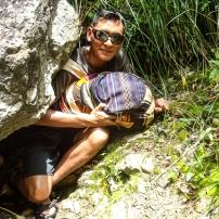 Sometimes you climb sometimes you crawl